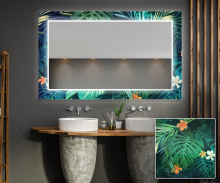 Illumination LED Miroir Decor 17
